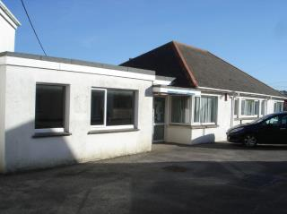 OFFICE/RETAIL PREMISES TO LET, WITH PARKING - THE OLD SURGERY, SURGER LANE, PERRANPORTH