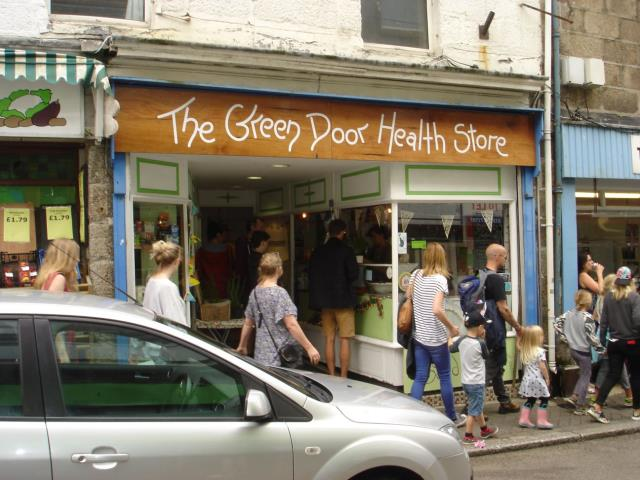 Retail Investment Premises For Sale The Green Door