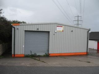 MODERN INDUSTRIAL/WAREHOUSE UNIT TO LET - UNIT 15A THREEMILESTONE INDUSTRIAL ESTATE