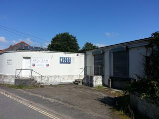 OFFICES / STORES / WAREHOUSE TO LET - TREVARRICK ROAD