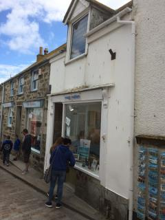 LOCK UP RETAIL SHOP  - 65 FORE STREET, ST IVES, TR26 1HE