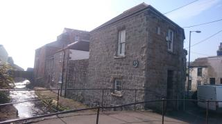 TWO STOREY OFFICE PREMISES TO LET - 1 THE STRAND, NEWLYN