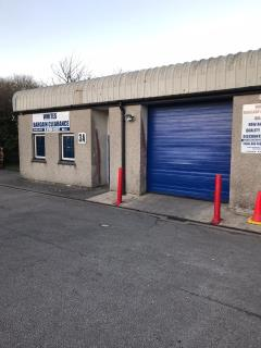 INDUSTRIAL UNIT TO LET - UNIT 3A ROSEVEAR ROAD INUDSTRIAL ESTATE, BUGLE, ST AUSTELL PL26 8PJ