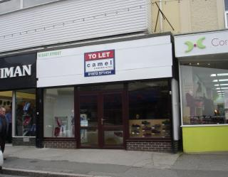PROMINENT RETAIL PREMISES TO LET - 16 EAST STREET