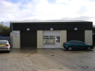 INDUSTRIAL UNIT/WORKSHOP TO LET - UNIT 5C1-5C3 TRECERUS INDUSTRIAL ESTATE, PADSTOW