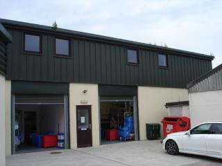 INDUSTRIAL UNIT/WORKSHOP TO LET - UNIT 5C4 AND 5C5 TRECERUS INDUSTRIAL ESTATE, PADSTOW