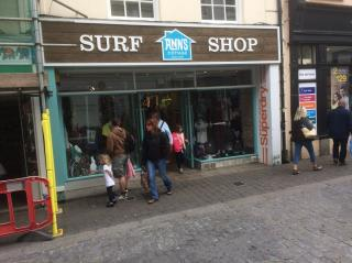 TO LET/FOR SALE - GROUND FLOOR SHOP AND BASEMENT, 47 CHURCH STREET