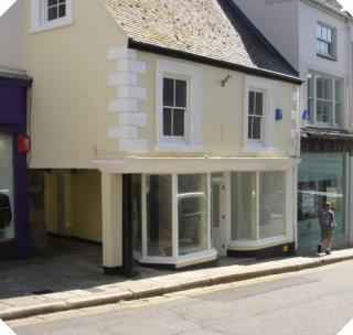 TWO STOREY SHOP PREMISES TO LET - 12 MARKET PLACE