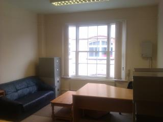 TO LET - FIRST FLOOR OFFICE PREMISES - 16 ST MARY�S STREET