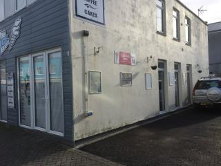 CETNRALLY LOCATION RESTAURANT/CAFE PREMISES TO LET - REAR OF 44 ST PIRANS ROAD, PERRANPORTH