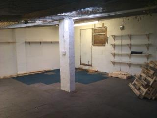 WORKSHOP / STORAGE PREMISES TO LET - OFF ST GEORGE'S ROAD