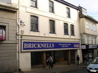 PRIME RETAIL PREMISES TO LET - 35 FORE STREET, BODMIN