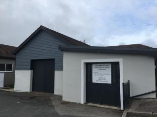 INDUSTRIAL / WAREHOUSE UNIT TO LET - UNIT 12 THREEMILESTONE INDUSTRIAL ESTATE