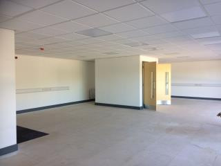 NEW MODERN OFFICE TO LET WITH PARKING - LOWER GROUND FLOOR, CARNE HOUSE, THREEMILESTONE INDUSTRIAL ESTATE, TRURO
